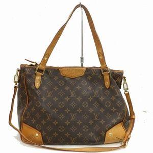 Auth Louis Vuitton Estrela Mm Bag #983L47